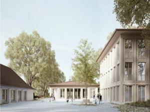 EDLux Schulhaus Islikon 1